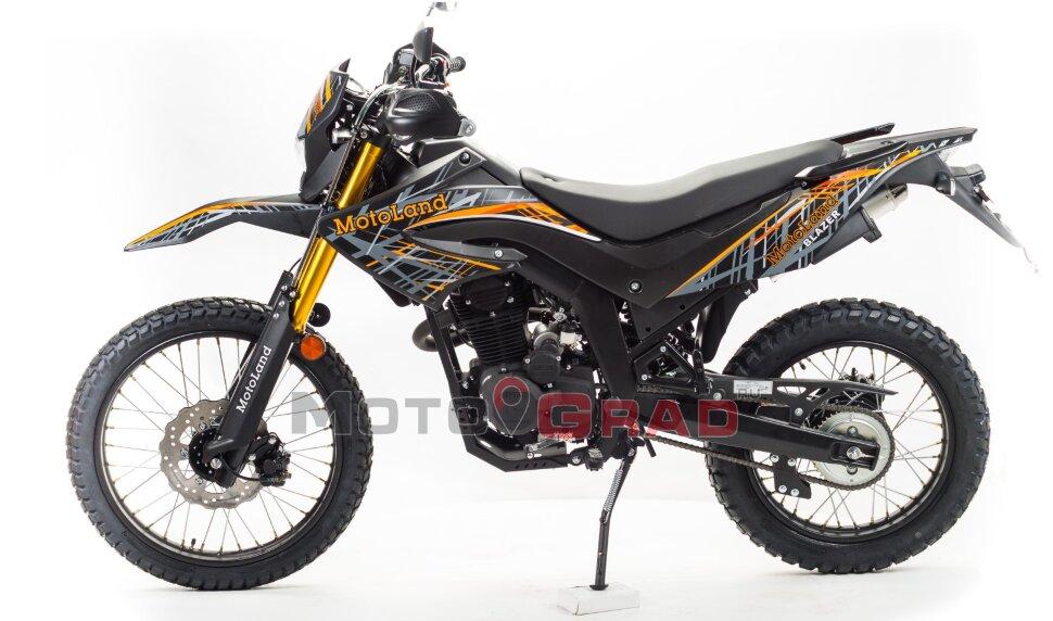 Мотоцикл эндуро Motoland BLAZER 250 (Блейзер 250)
