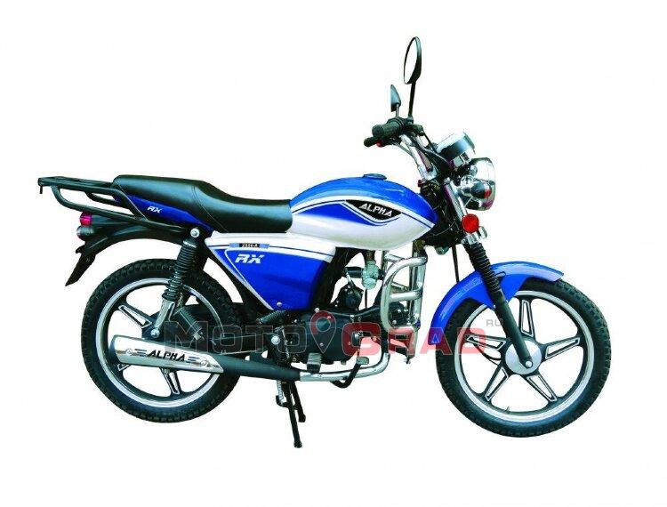Мопед VENTO RIVA - II RX 11 110cc