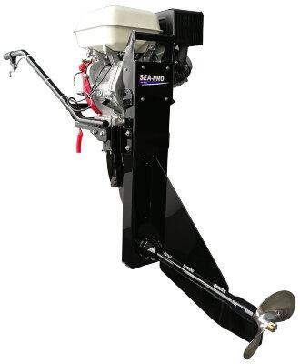 Лодочный мотор болотоход SEA-PRO SMF-9 л.с.