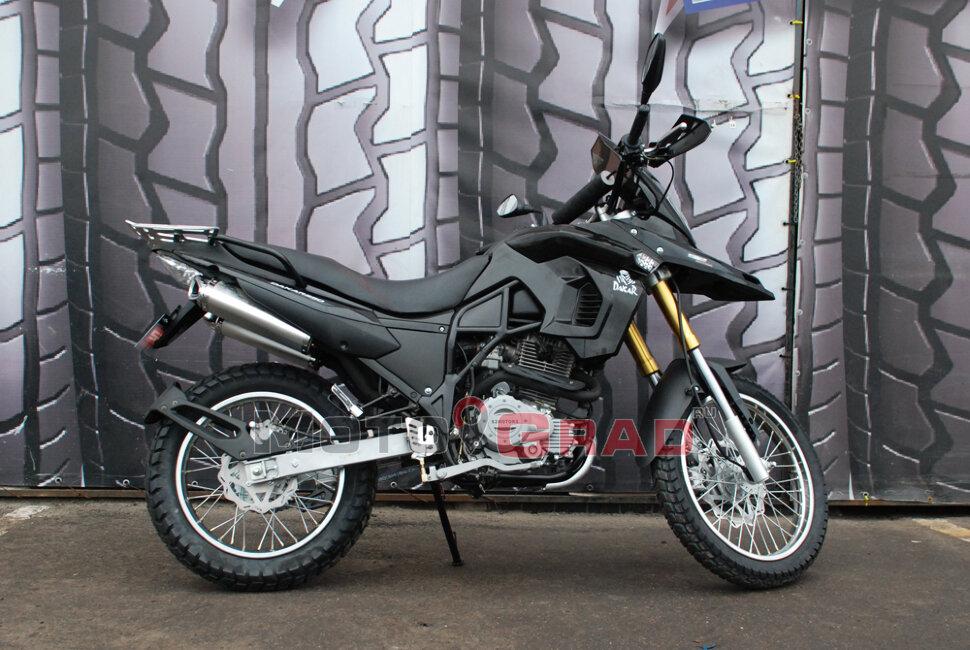 Мотоцикл S2motors DAKAR 250 с ПТС