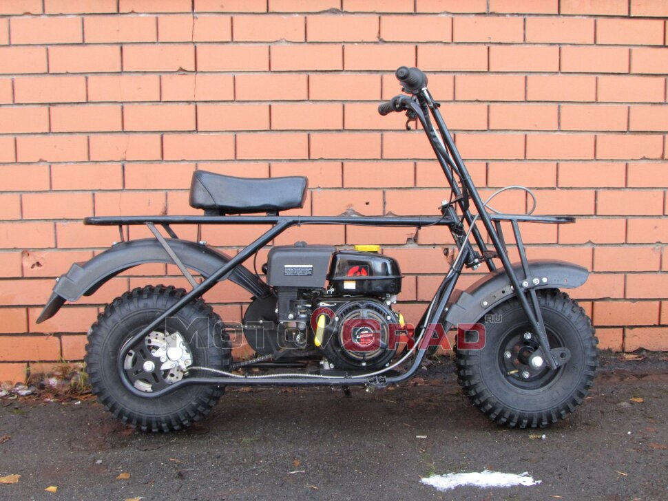 Мотоцикл Сафари Спарк 5.5