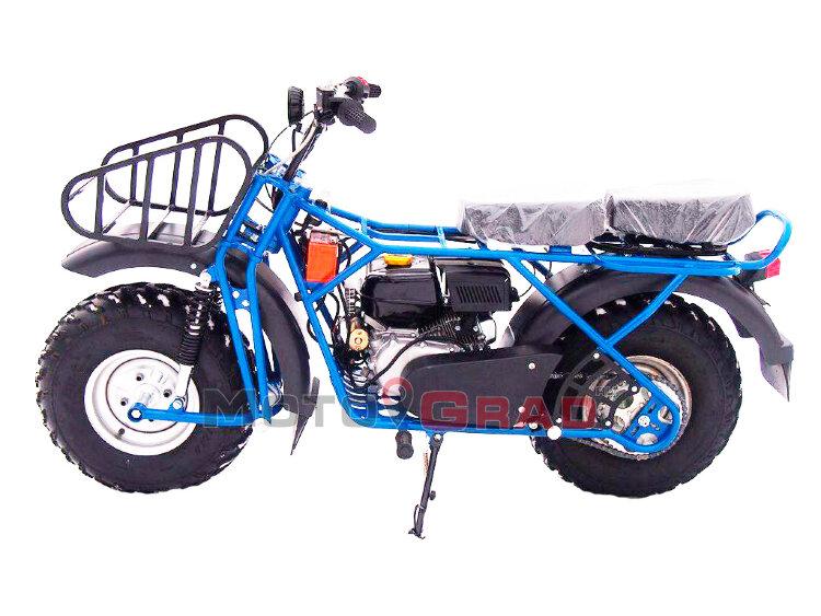 Внедорожный Мотоцикл СКАУТ 2 8E эл.стартер и АКБ