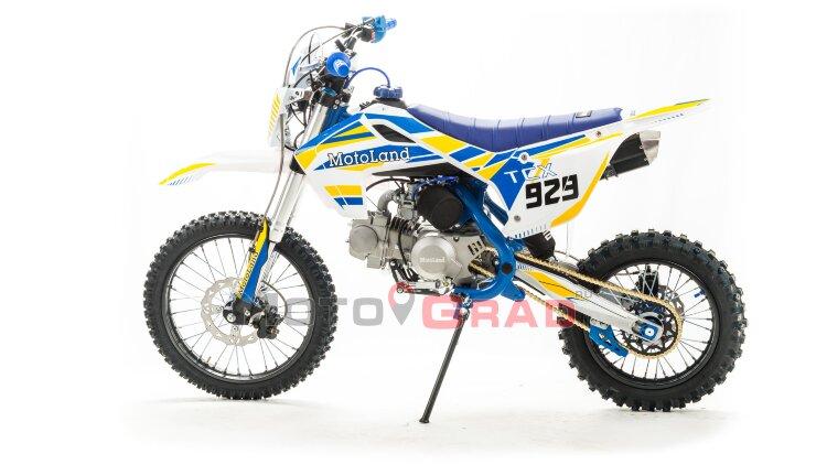 Питбайк Motoland TCX 125