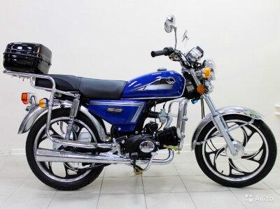 Мотоцикл S2 Альфа Ягуар 110cc