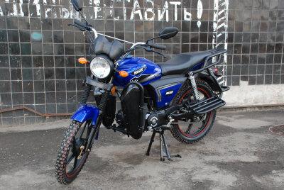 Мотоцикл S2 Альфа Ягуар 50 (110cc) обновленный