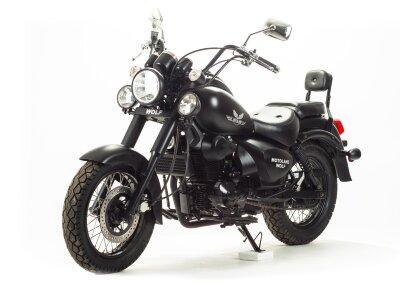 Мотоцикл Motoland Wolf 250 (чоппер)