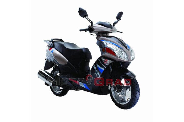 Скутер Motoland PALADIN 150