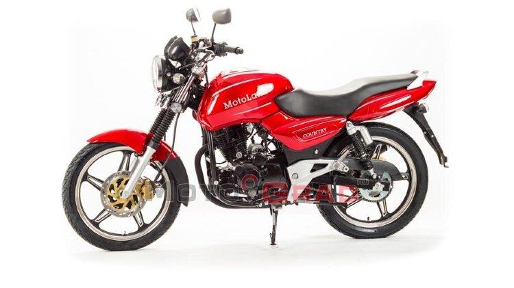 Мотоцикл Motoland COUNTRY 250