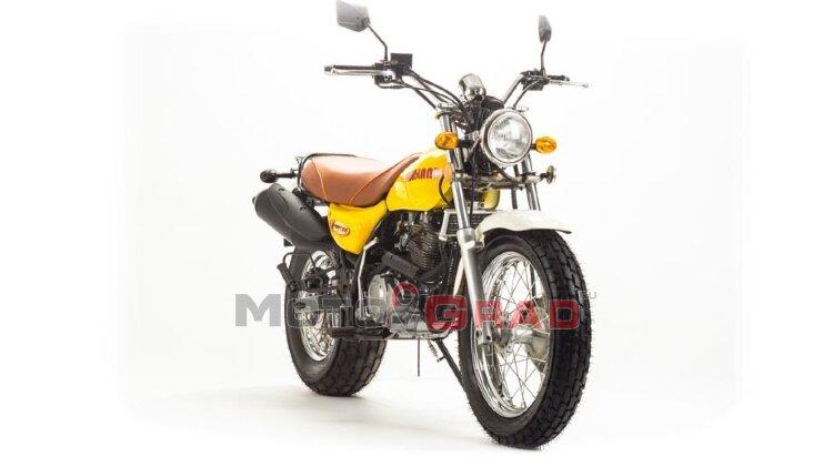 Мотоцикл Motoland V-RAPTOR 250