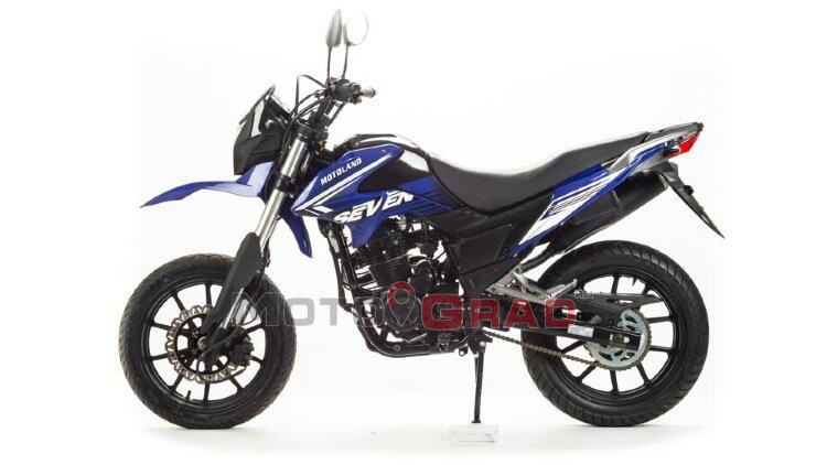 Мотоцикл Motoland SEVEN 250