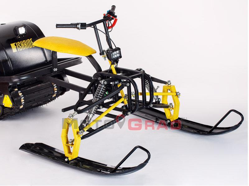 Лыжный модуль Fishride  (Фишрайд)
