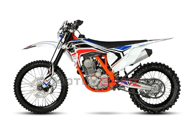 Мотоцикл кроссовый KAYO K4 MX 2118 (2020 г.)