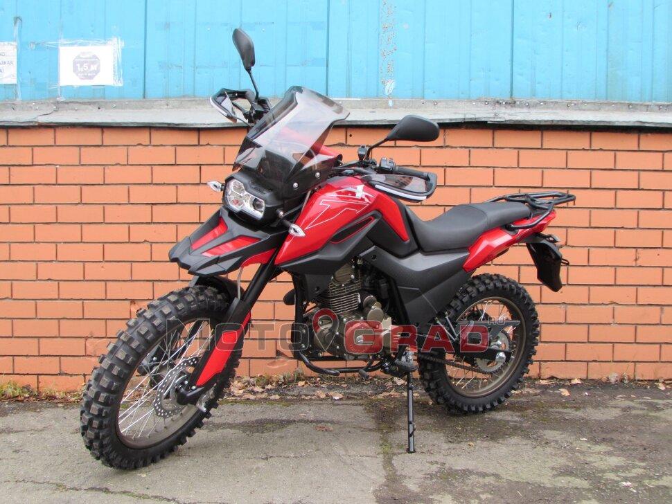 Мотоцикл  FireGuard 250 Trail - внедорожный мотоцикл