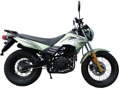 Мотоцикл Racer RC200LT Forester (Лесник)