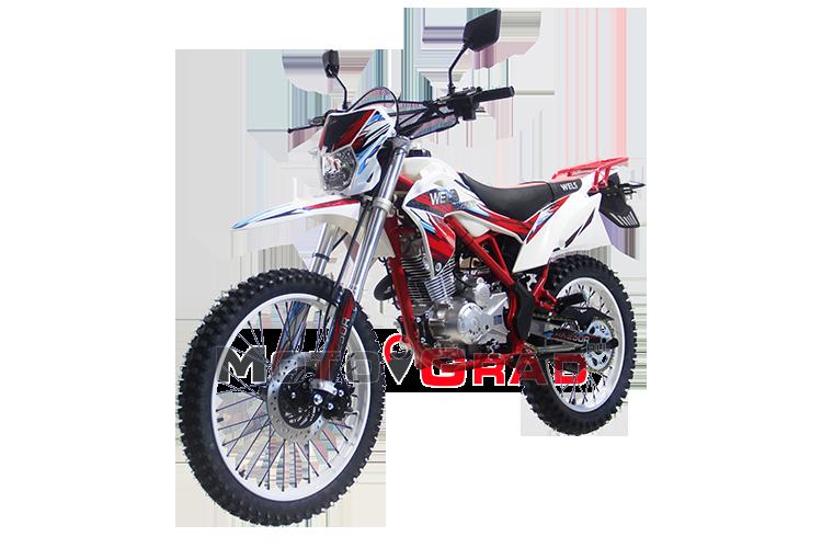 Мотоцикл Wels MX250 R/RX
