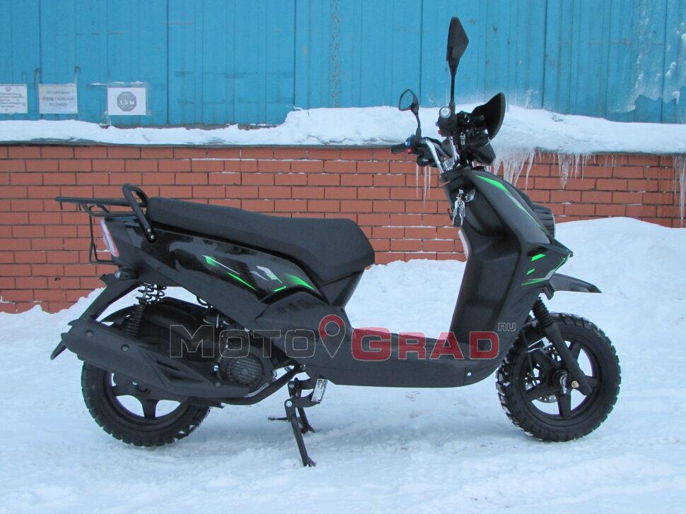 Скутер MM WIZARD LED 50 (125)