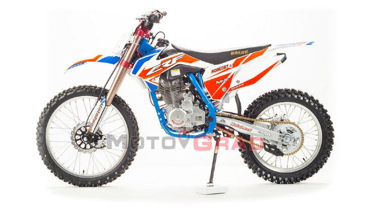 Мотоцикл кроссовый Motoland CRF 250 New