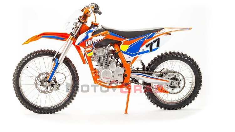 Мотоцикл кроссовый Motoland WRX 250 KT