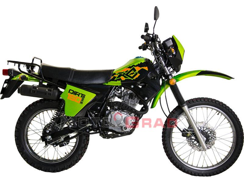 Мотоцикл RACER RC150-23X ENDURO L150
