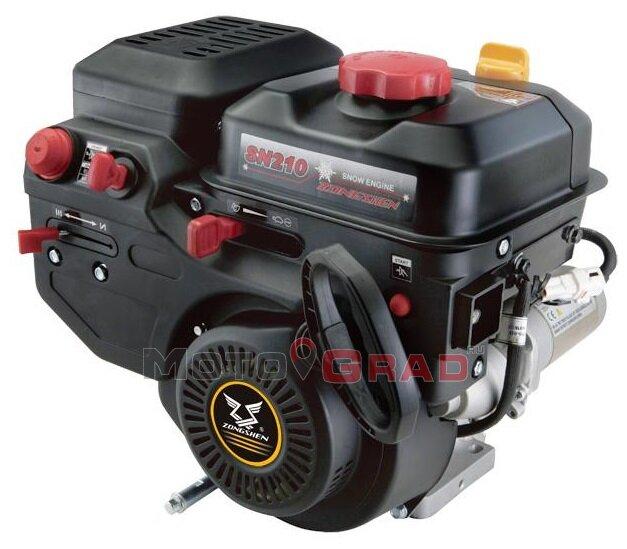 Двигатель бензиновый Zongshen SN210 7.0 л.с.