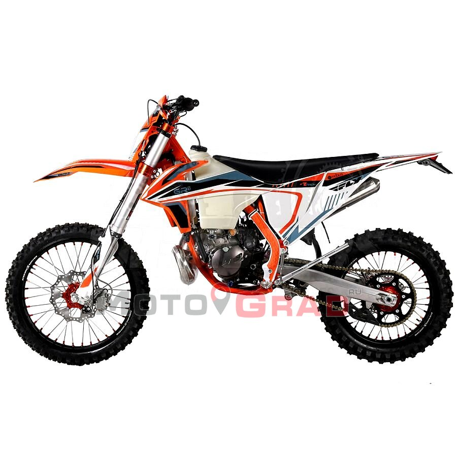 Мотоцикл GR 8 T250L (2T) Enduro OPTIMUM