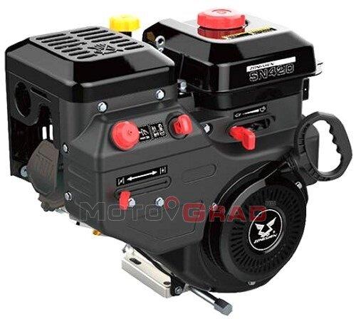 Двигатель бензиновый Zongshen SN420 15 л.с.