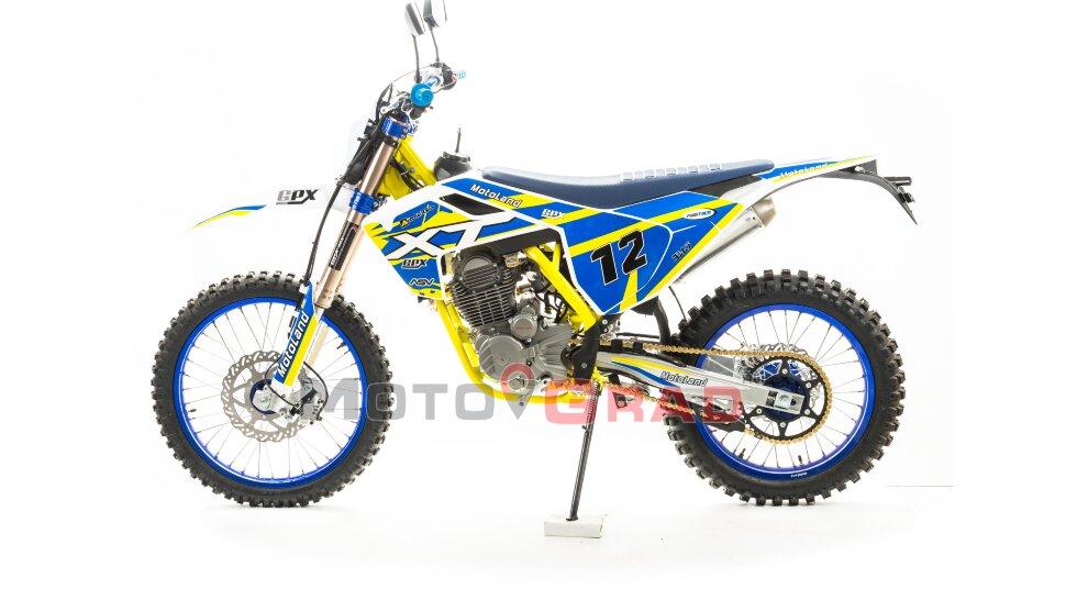 Мотоцикл кроссовый 250 XT250 ST с ПТС