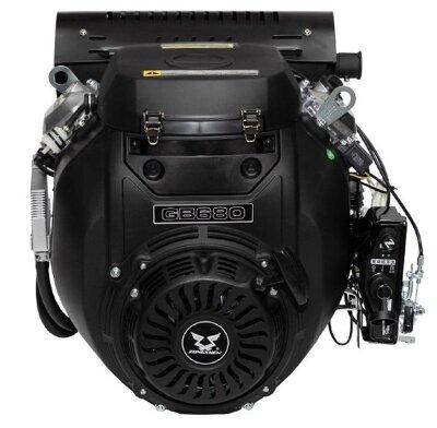 Двигатель бензиновый Zongshen GB680FE 24 л.с.