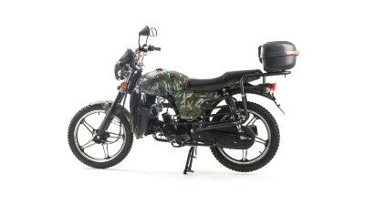 Мопед Motoland Альфа RX LUX 11