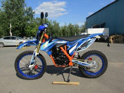 Мотоцикл Ekonik Roliz Sport - 007 250cc 172FMM