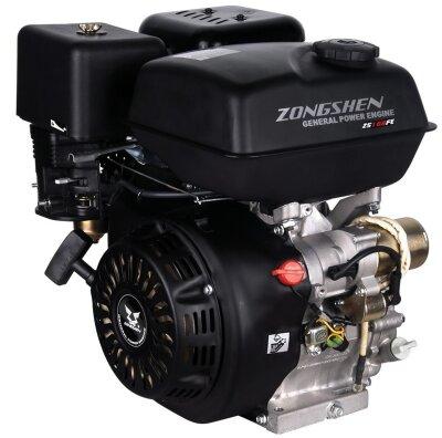 Двигатель бензиновый Zongshen 168FBE 6.5 л.с.