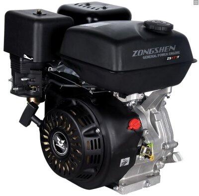 Двигатель бензиновый Zongshen 177FA2 9.0 л.с.