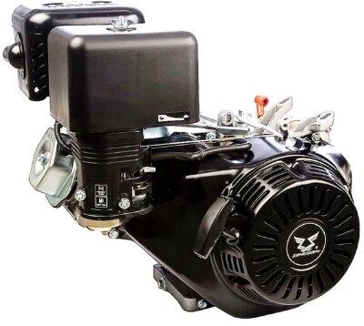 Двигатель бензиновый Zongshen 190FE (без бака)