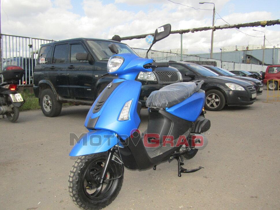 Скутер Vespa City Jog 50cc 125 (Веспа Сити Джог)