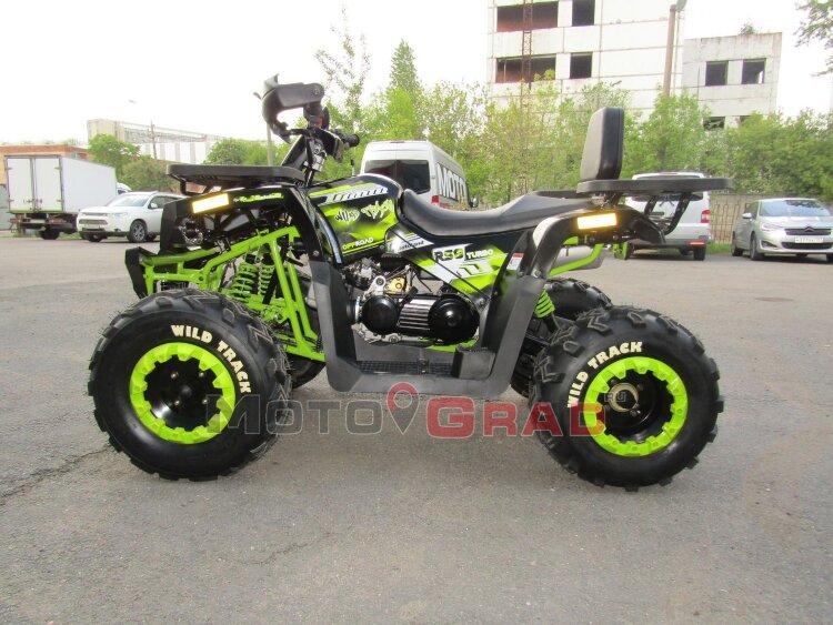 Комплект для сборки квадроцикла Motoland WILD TRACK 200