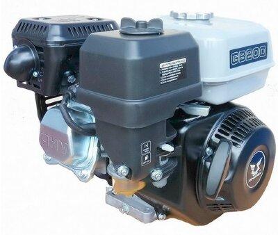 Двигатель бензиновый Zongshen GB 200Q 6.5 л.с.