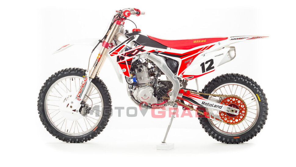 Мотоцикл кроссовый Motoland WRX250 NC