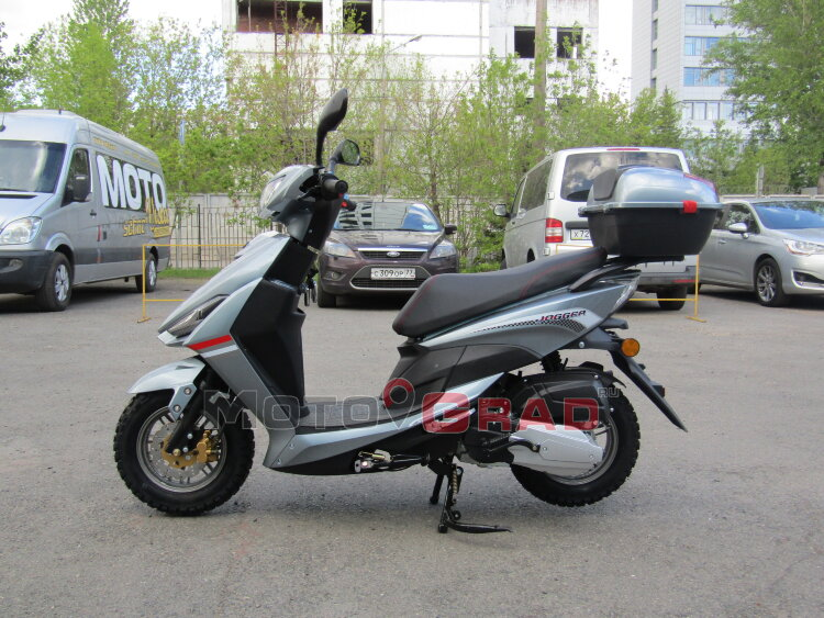 Скутер Jogger (Джоггер) 50сс  (125сс)