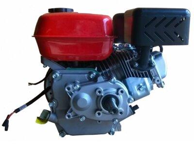 Двигатель бензиновый Zongshen 168FB-6 6.5 л.с.