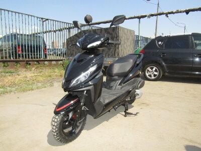 Скутер IRIS (Айрис) 50cc (в подарок поршневая 125сс)