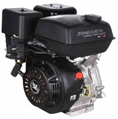 Двигатель бензиновый Zongshen 190FV 15 л.с.