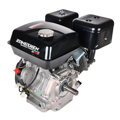 Двигатель бензиновый Zongshen 190FA2 15 л.с.