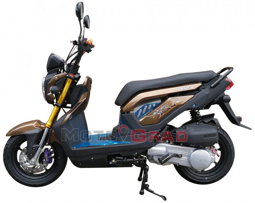 Скутер Vento Naked 50cc (150сс) (Венто Накед)