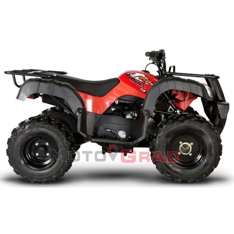 Квадроцикл KAYO Bull 150 машинокомплект для сборки