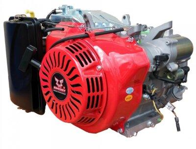 Двигатель бензиновый Zongshen 190FE-2 15 л.с.