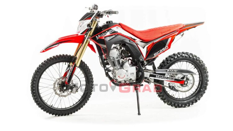 Мотоцикл Motoland FC250