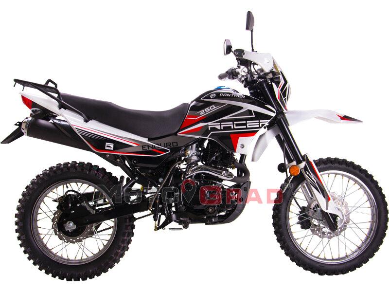 Мотоцикл Racer RC250GY-C2 Panther (Рейсер Пантера 250)