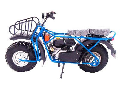 Внедорожный Мотоцикл СКАУТ 2 8
