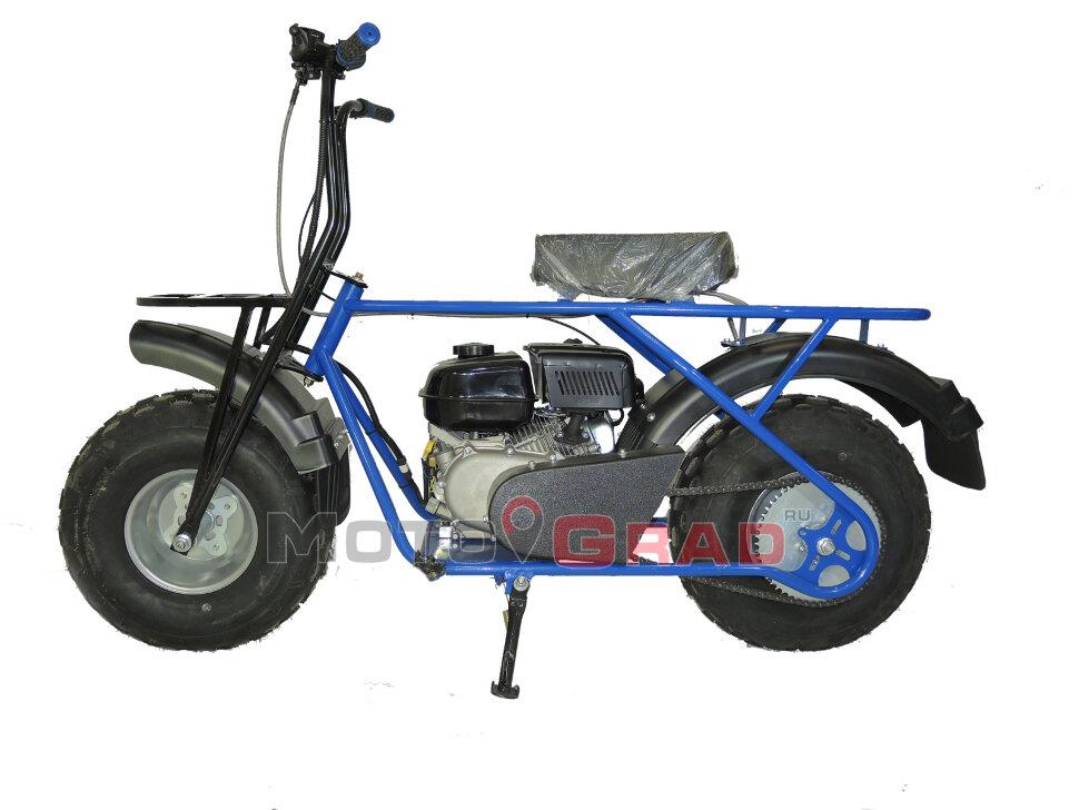 Внедорожный мотоцикл СКАУТ Сафари 6.5