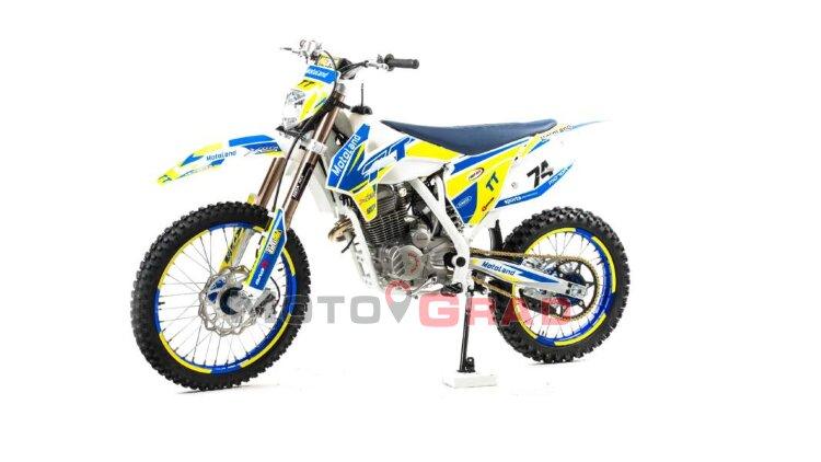 Мотоцикл Motoland  TT250 (172FMM) с ПТС